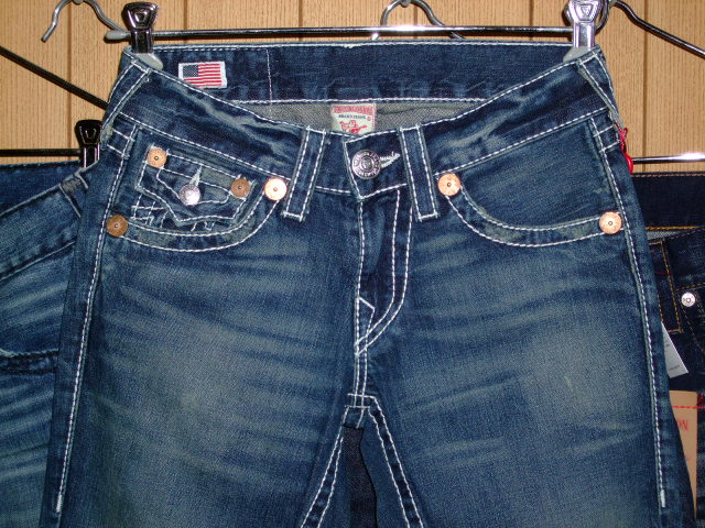 デニム|TRUE RELIGION RICKY BIG T (0050)