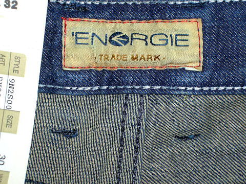デニム|ENERGIE BRANDON TROUSERS (0052)