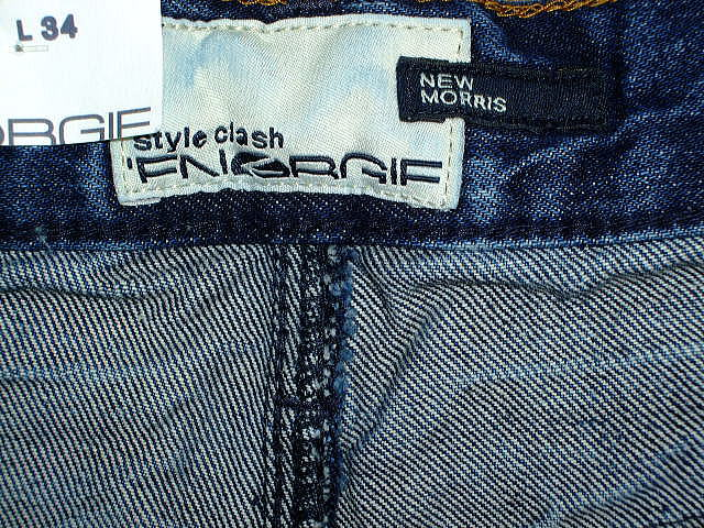 デニム|エナジー新作/ENERGIE NEW MORRIS TROUSERS (0054)