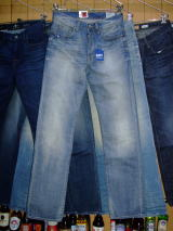 G-STAR RAW 3301 STRAIGHT MEMPHIS DENIM LT AGED T.P W28×L34
