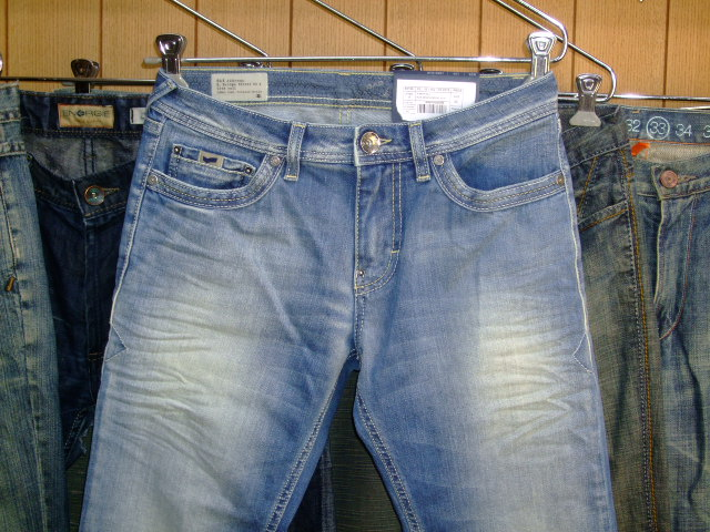 GAS ALBERT RS.A BLUE DENIM COMFORT 12 OZ Theme JW01