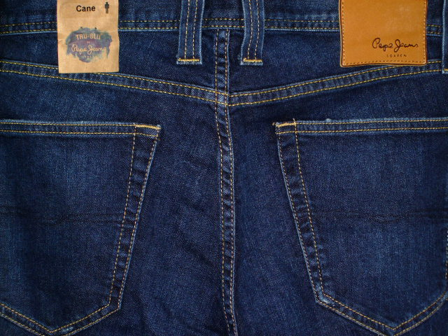 デニム|PEPE JEANS LONDON CANE SLIM (0076)