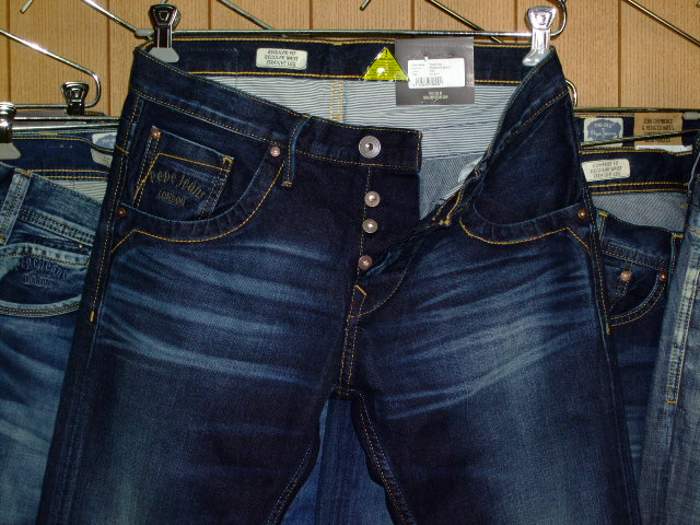デニム|PEPE JEANS LONDON TOOTING STRAIGHT (0087)
