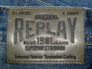 REPLAY WHEYHEY MA984 SLIM 118 873 BLUE DENIM
