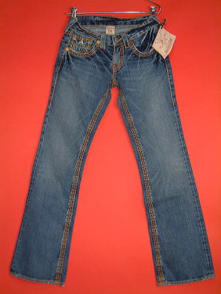 デニム|TRUE RELIGION BILLY BIG T 24858OM3J 77-MED URBAN COWBOY (0019)