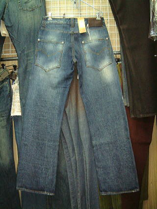 ENERGIE Escondido trousers STYLE 9971 WASH 3N ART.0572 COL.0995 4732 MADE IN ITALY 100%COTTON|ENERGIE エナジー