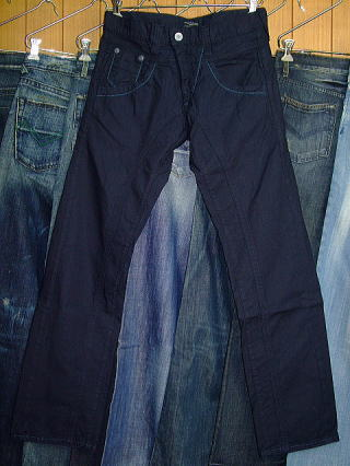 ENERGIE Copperhead trousers STYLE 9C46 SIZE WASH T3 ART.0104 COL.0086 13114 MADE IN ITALY 100%COTTON