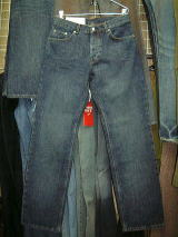 HELMUT LANG CLASSIC BOOT CUT 32 100%COTTON MADE IN ITALY