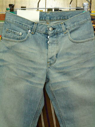 HELMUT LANG CLASSIC BOOT CUT 30 100%COTTON MADE IN ITALY